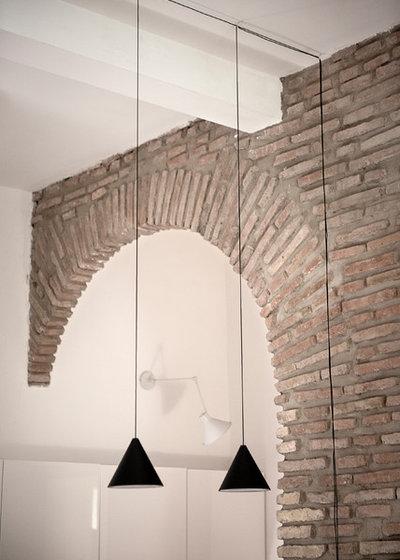 Contemporaneo Cucina by 02A Studio | Architettura & Design
