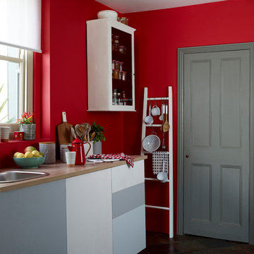 CUCINA RED PASSION