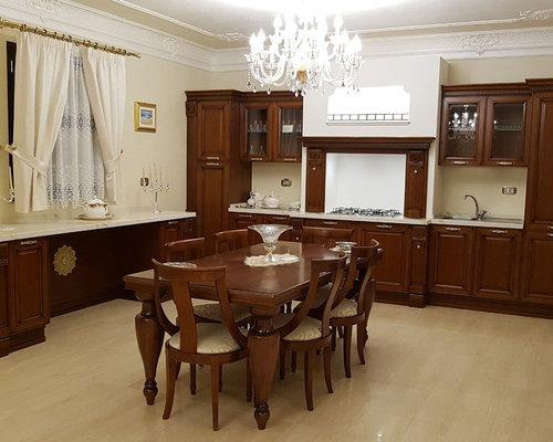 Emejing Cucine Soggiorno Classiche Gallery - Design and Ideas ...