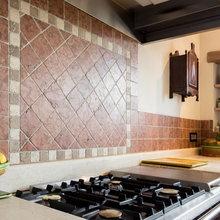 Cucina stile Provenzale - Mediterran - Küche - Cagliari ...