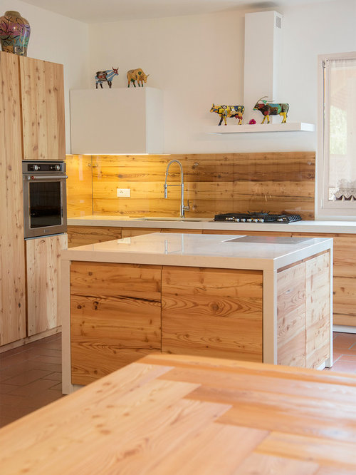 Awesome Cucine In Larice Pictures - Design & Ideas 2018 ...