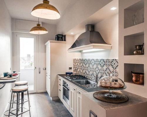 Top cucina nero - Foto e idee | Houzz