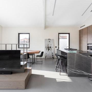 D/029 progetto d'interior design
