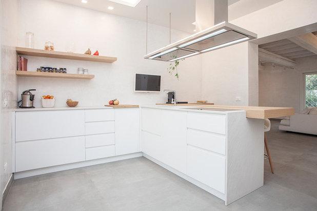 Contemporaneo Cucina by Bocini&Bocini interiors