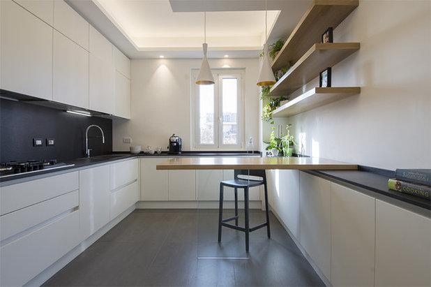 Современный Кухня by STUDIOTAMAT
