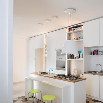 Functional Wall Apartment