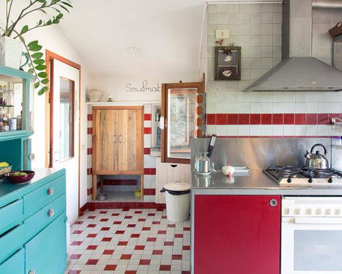 Cucina shabby chic style foto e idee per arredare - Cucina shabby chic ...