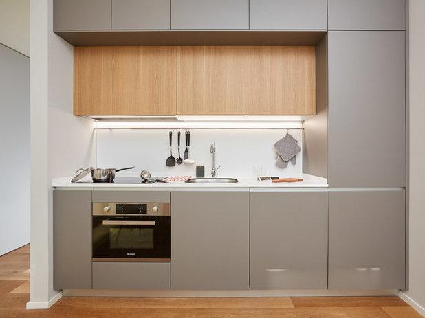 Moderno Cucina by Francesco Dolce Architetto