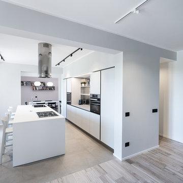 Hanging Apartment | 130 mq