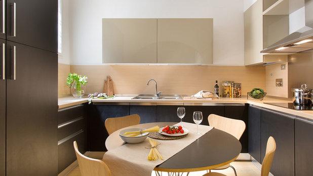Contemporaneo Cucina by Chiara Claudi - Firenze HOME Interiors & Restyling