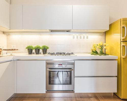 Piastrelle per cucina moderna beige. awesome mattonelle da cucina