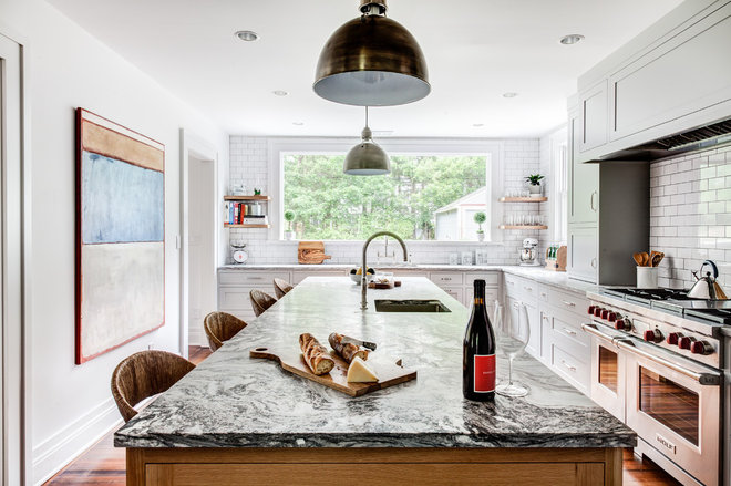 Traditional Kitchen by Chris Veith
