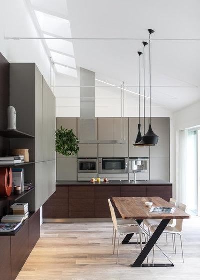 Moderno Cocina by TIXA