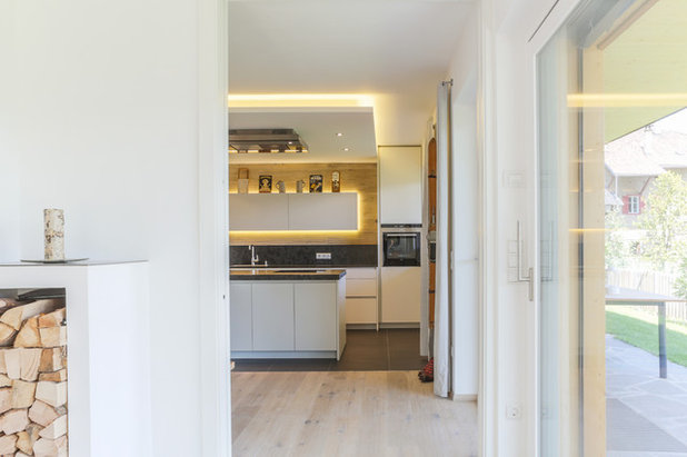Rustico Cucina by Manuel Benedikter Architetto
