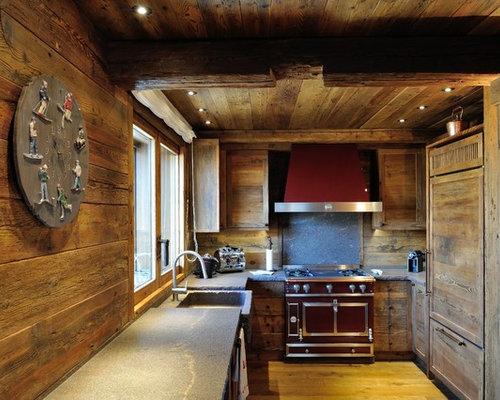 Cucina in montagna foto e idee per arredare for Tre erre arredamenti