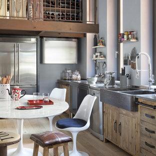 Industrial Küchen in Italien Ideen, Design & Bilder | Houzz