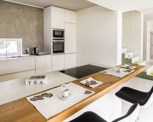 Piano cucina in legno - Foto e idee | Houzz