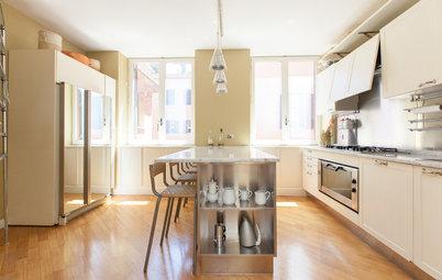 I Proprietari di Casa e i Colori in Cucina: Caldi o Freddi?