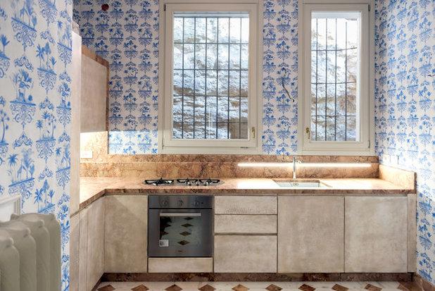 Eclettico Cucina by Architetto Paolo Richelli