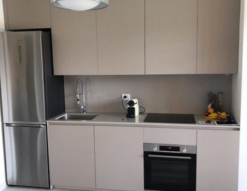 Kitchen & Living Holiday