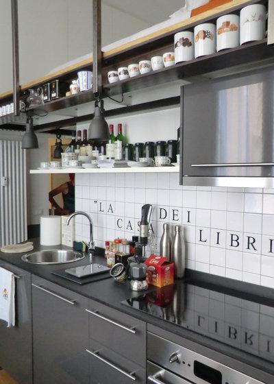 Contemporaneo Cucina by Silvana Citterio