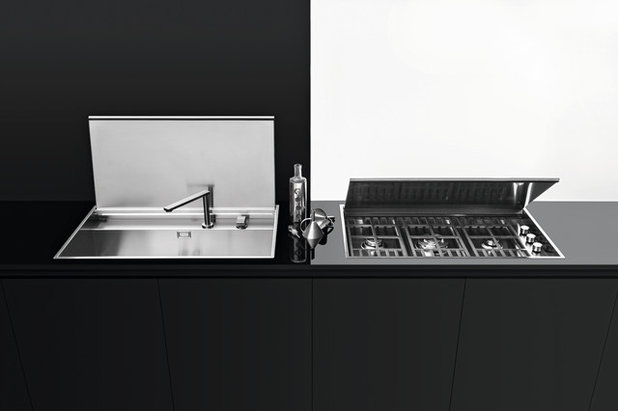 Contemporary Kitchen Lab collection by Barazza - EuroCucina 2016