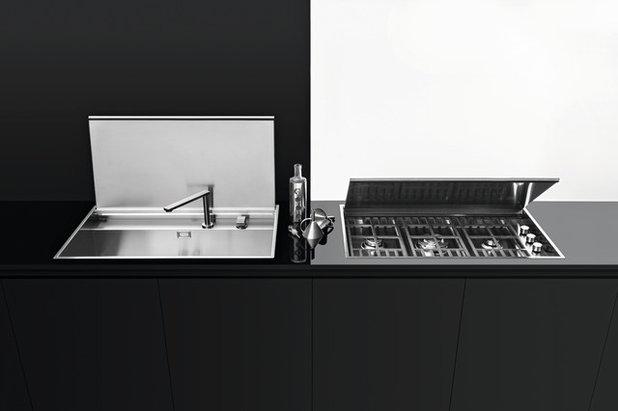 コンテンポラリー キッチン Lab collection by Barazza - EuroCucina 2016