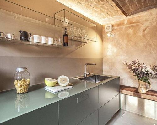 Cucina industriale - Foto e Idee per Ristrutturare e Arredare