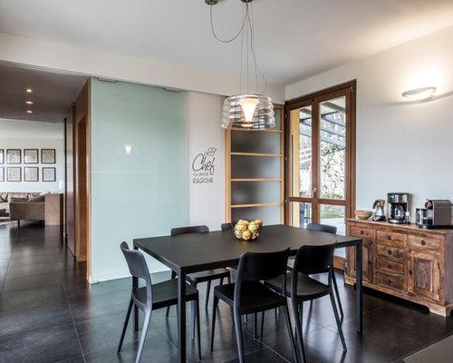 Piano Bagno In Ardesia : Cucina con pavimento in ardesia foto e idee per ristrutturare e