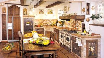 Le nostre cucine artigianali in legno