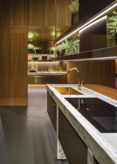 キッチン Lignum by Arclinea - EuroCucina 2016