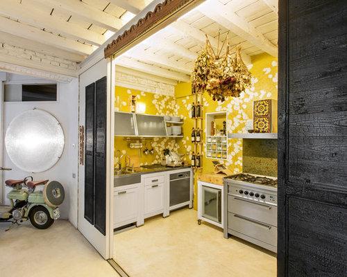 Piccola cucina Milano - Foto e Idee per Ristrutturare e Arredare