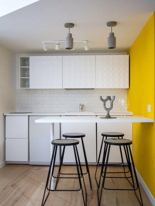 Illuminazione a binario per cucina - Foto e idee | Houzz
