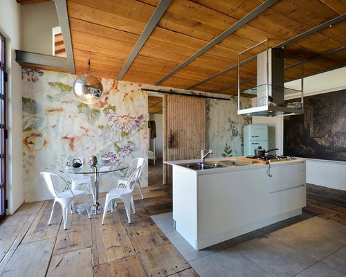 foto e idee per cucine  cucina moderna, Disegni interni