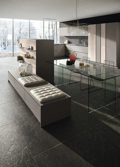 コンテンポラリー キッチン Look by Snaidero, Collezione Sistema, Michele Marcon Design - EuroCucina 2016