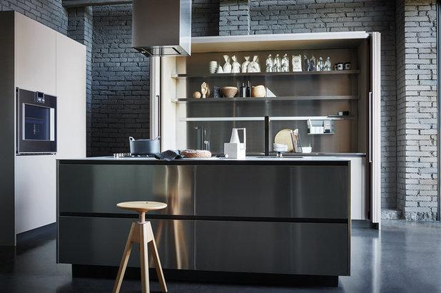 Moderno Cucina by Cesar