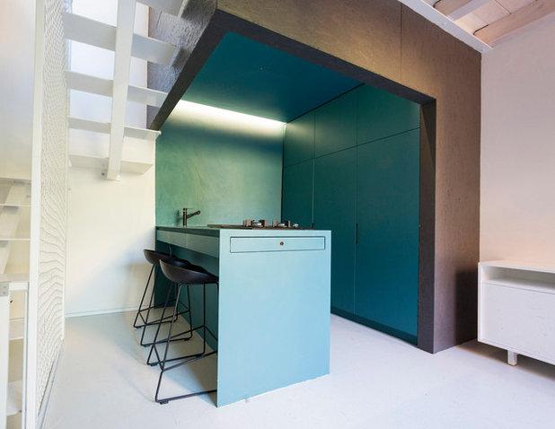 Contemporaneo Cucina by Miro Architetti