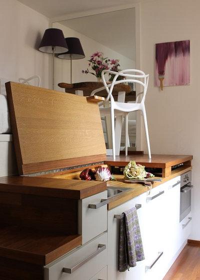 Modern Küche by Silvana Citterio
