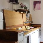 die wohnung w und die bergbuche vom sonntagshorn contemporary kitchen berlin by. Black Bedroom Furniture Sets. Home Design Ideas