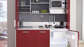 Minicucine - cucine monoblocco
