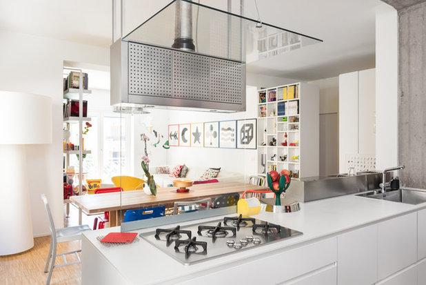 エクレクティック キッチン by Paolo Fusco Photo