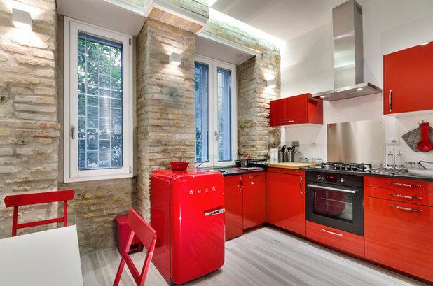 Contemporaneo Cucina by Architetto RAFFAELE  CARUSO