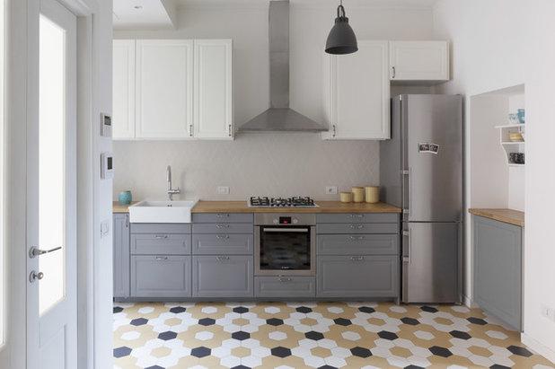 Scandinavian Kitchen by Filippo Colombetti, architetto