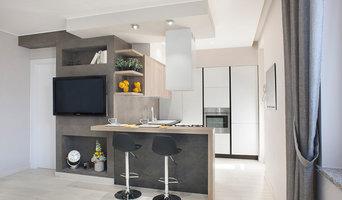 Nuova costruzione: Realizzazione Cucina per una Villa Bifamiliare