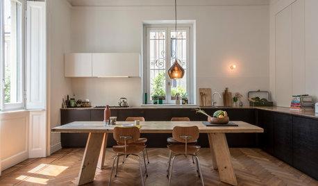 Un Classico Milanese Ritrova Vita con il Minimalismo Scandinavo