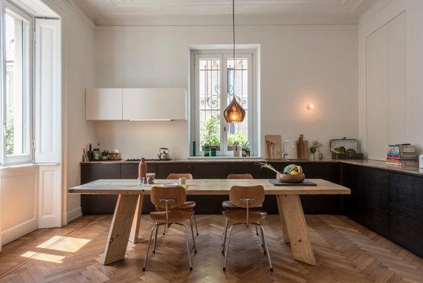 Modern Küche by arnouva elanández