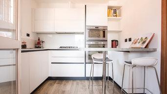 Nuove finiture per un appartamento di carattere | 80 MQ