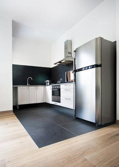 Qual è la Posizione Ottimale del Frigorifero in Cucina?