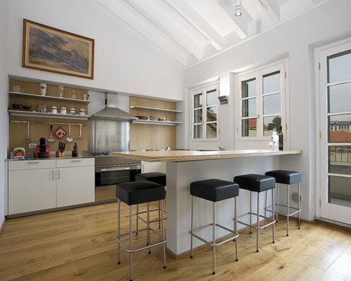 Cucina lineare - Foto e Idee per Ristrutturare e Arredare