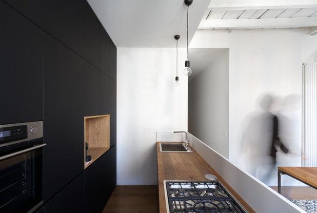 Contemporain Cuisine by Atelierzero Architects